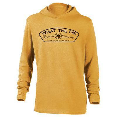 Apparel Co Gold Sun Hoodie