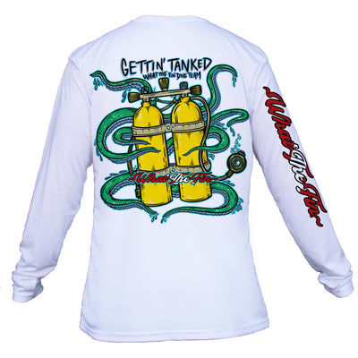 Gettin Tanked Unisex Performance (Made to Order)