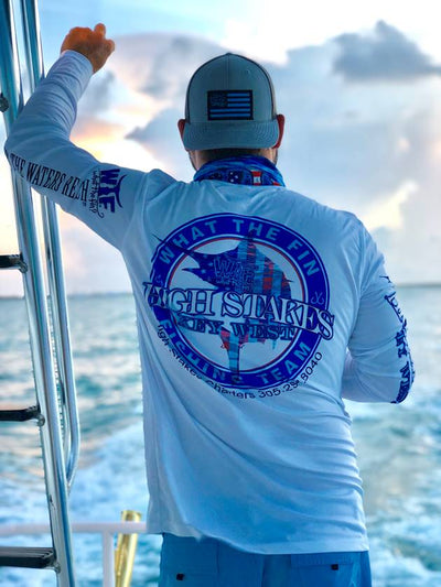 WTF Captains Collection - High Stakes Charters