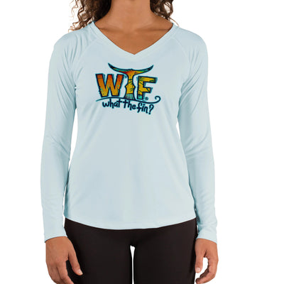 Mahi OI Ladies V-Neck Performance (Made to Order)