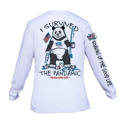 I Survived Pandamic Unisex Performance (Made to Order)