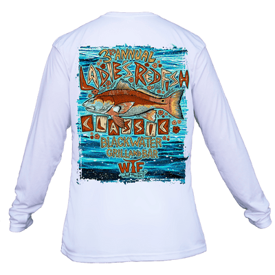Official Lady Redfish Tee