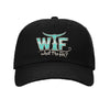 Sea Stripe Emb. Daddio Soft Hat Black