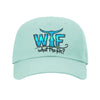 Sea Stripe Emb. Daddio Soft Hat Teal