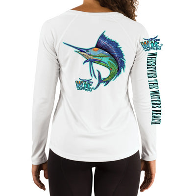 Sailfish OI Ladies V-Neck Performance (Made to Order)