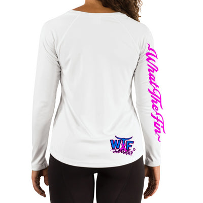 Breast Cancer Awareness Ladies V-Neck Performance