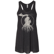 MI Roots - Ladies' Flowy Tank
