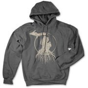 MI Roots - Unisex Heather Hooded Sweatshirt