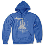 MI Roots - Unisex Hooded Sweatshirt