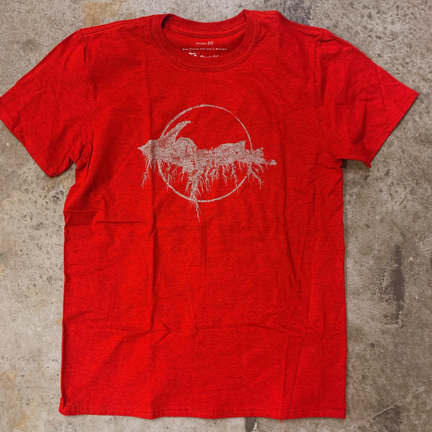 Clearance - small cherry yooper tee