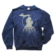 MI Roots - Unisex Crewneck Sweatshirt
