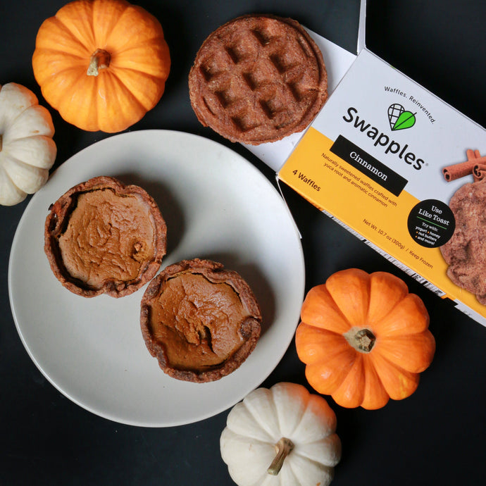 Mini Paleo Pumpkin Pie