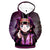 Alluka Targeting purple - Hunter x Hunter 3D Printed Hoodie