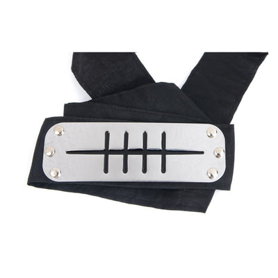 Anime Naruto Fashionable Guard Headban