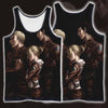 Annie, Reiner & Bertholdt Tank Top - 3D Printed Attack On Titan Tank Top