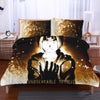 Angry Edward with Glowing Glove Bedset - Full Metal Alchemist 3D Printed Bedset