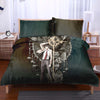 Light Yagami With Ryuk Rem & Other Shinigami Bedset - Death Note 3D Printed Bedset