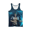 Bleach Grimmjow Tank Top - Bleach 3D Printed Tank Top
