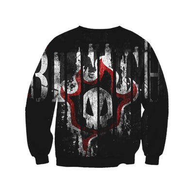 Bleach Soul Society Logo Sweatshirt - Bleach 3D Printed Sweatshirt