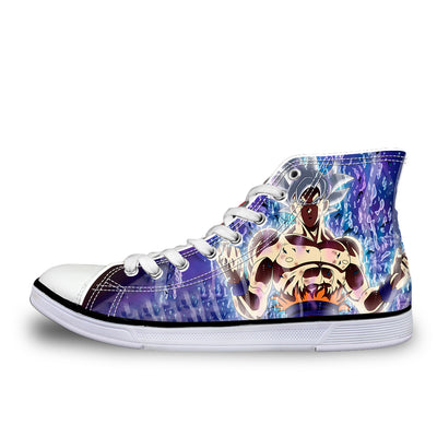 Ultra instinct Goku Shoes - 3D Printed DBZ Shoes
