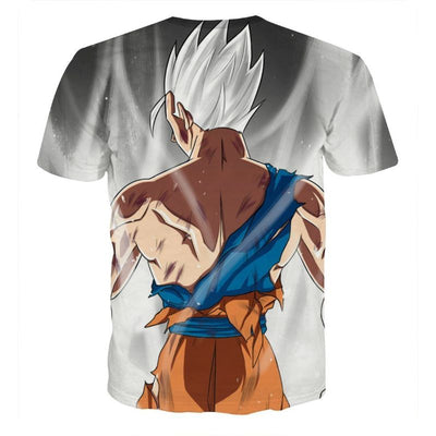 Dragon Ball Z Shirt - Goku Limit Breaker Look - 3D T Shirt