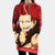 Eijiro Kirishima Red Hooded Dress - My Hero Academia 3D Printed Hoodie Dress