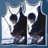 Eren Yeager Cool Tank Top - 3D Printed Attack On Titan Tank Top