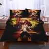 Erza Normal Fight Robes Bedset - Fairy Tail 3D Printed Bedset