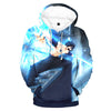 Fairy Tail Gray Ice - Fairy Tail 3D Printed Hoodie