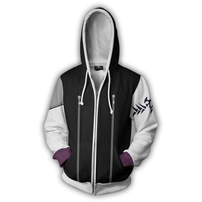 Fairy Tail Hoodies - Fairy Tail Lucy Zip Hoodie