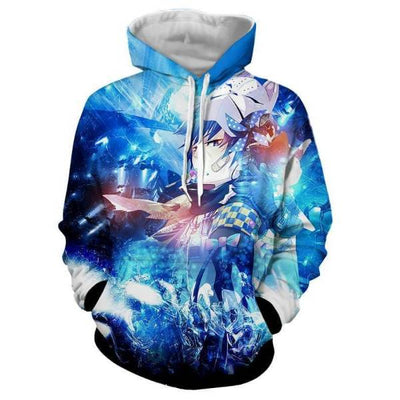Fairy Tail Wendy Marvell 3D Hoodies