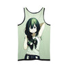 Froppy Fanart Tank Top - My Hero Academia 3D Printed Tank Top