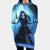 Gajeel Redfox Hooded Dress - Fairy Tail 3D Printed Hoodie Dress