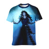 Gajeel Redfox T-Shirt - Fairy Tail 3D Shirt Printed T-Shirt