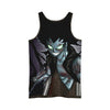 Gajeel Shadow Iron Dragon Tank Top - 3D Printed Fairy Tail Tank Top