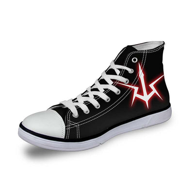Geass Symbol Shoes - Code Geass 3D Printed Shoes