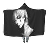 HISOKA in Darkness Hooded Blanket - Hunter x Hunter 3D Hooded Blanket