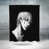 HISOKA in Darkness Shower Curtain - Hunter x Hunter 3D Printed Shower Curtain