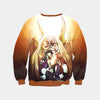 HXH Angel Sweatshirt - Hunter x Hunter 3D Printed Sweatshirt