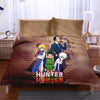 HXH Group Bedset - Hunter x Hunter 3D Printed Bedset