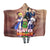 HXH Group Hooded Blanket - Hunter x Hunter 3D Hooded Blanket