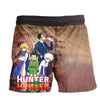 HXH Group Short - Hunter x Hunter 3D Printed Short