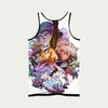 HxH All Characters Tank Top - Hunter x Hunter 3D Tank Top
