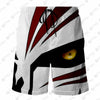 ICHIGO HOLLOW Bleach 3D Printed Shorts