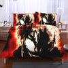 Ichigo Bankai Possessed Hollow Bedset - Bleach 3D Printed Bedset