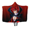 Kallen Stadfeld Hooded Blanket - Code Geass 3D Printed Hooded Blanket