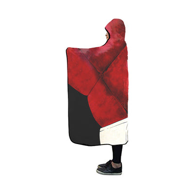 Kurosaki Isshin Hooded Blanket - Bleach 3D Printed Hooded Blanket
