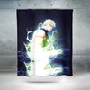 Laxus Dreyar Shower Curtain - Fairy Tail 3D Printed Shower Curtain