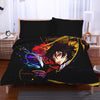 Lelouch Colorful Bedset - Code Geass 3D Printed Bedset