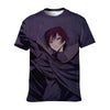 Lelouch in Darkness T-Shirt - Code Geass 3D Printed T-Shirt